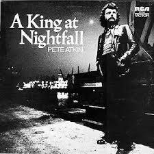 a king at nightfall