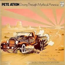driving through mythical america