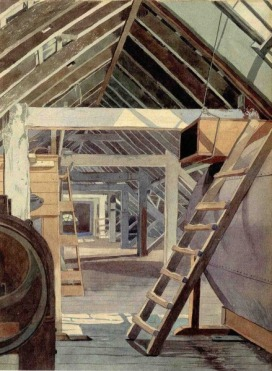 tirzah garwood barcombe mill interior